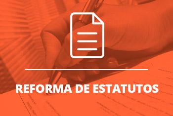 Elección especial para modificar o aprobar estatutos y/o reglamentos internos en una organización. Haz de la reforma de estatutos un proceso democrático.