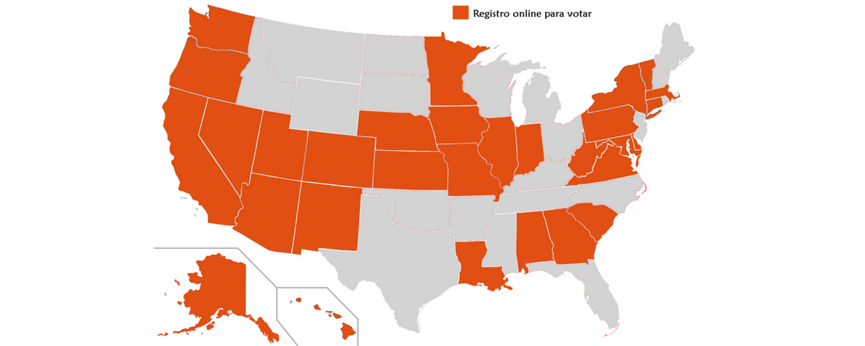 Aumenta adopción voto electrónico en estados unidos